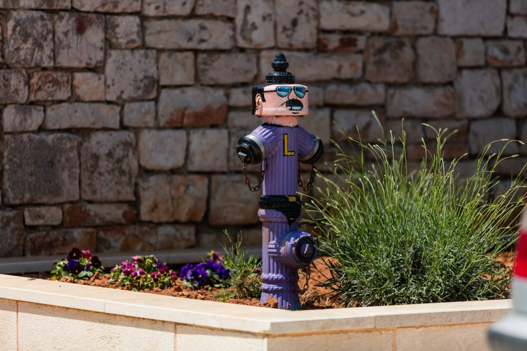 Croatia is one of the largest producers of lavender, which, due to ideal climate and good soil, mostly grows on hills and rocky slopes of the mid-Dalmatian island of Hvar. Lavanderman is a local super hero, circling on his super power vehicle – white scooter (Vespa), through the whole island from one spot to the other in order to help with his smell and strong muscle strength.