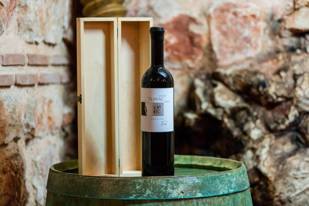 With its authentic varieties, climate and exceptional location of vineyards, the 150-year long tradition of family wine making Andro tomic has long reputation in the wine world.