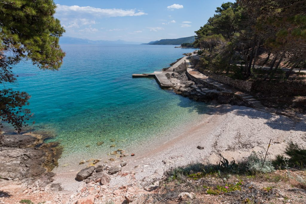 Experience the northern side of Hvar island and explore scenic landscape by bike with our recommended