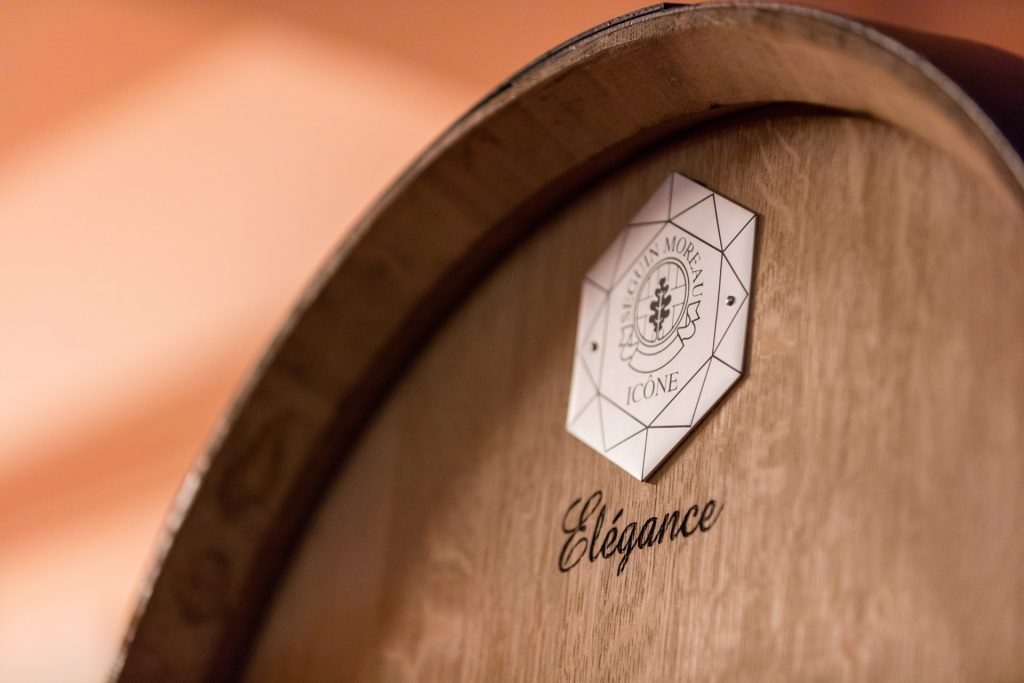 The result of a barrel-aged wine is not the same as that from an alternative oak treatment. Barrels give the wines more elegance, complexity, and balance.